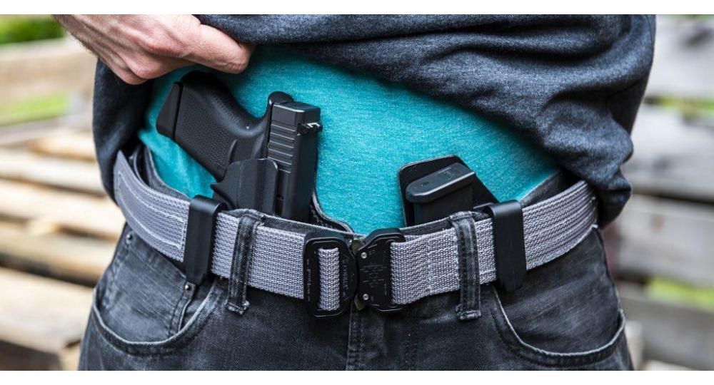 Conceal your spare mag the new eV2 Mag Pouch!