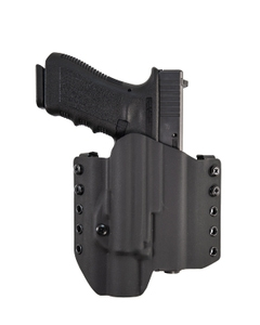 Warrior with Light Holster