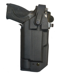 Blue Duty Holster—Optics Uncovered