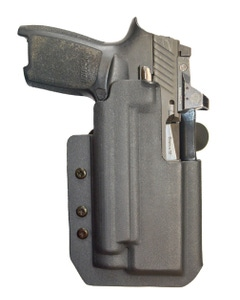 International with Light Holster